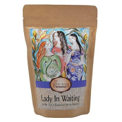 Birth Song Botanicals Lady in Waiting Best Pregnancy Tea with Organic Raspberry, 40 Servings in Bag
