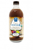 Genesis Today Herbal Supplement, Organic Power 4, 470ml