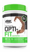 Optimum Nutrition Opti-Fit Lean Protein Shake, Chocolate, 0.8kg