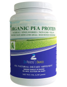 1.4kg. Ultra Premium Organic Pea Protein Powder. USDA Certified ONLY from USA and Canada Grown Peas. No GMO, Soy or Gluten. Vegan. Full Spectrum Amino Acids (BCAA). More Protein than Whey. 80% Protein.
