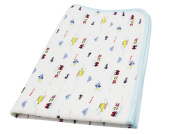 KINGSEVEN Pure Ecological Cotton Nappy Changing Pads mats for baby