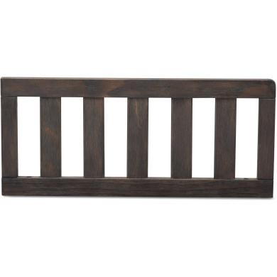 Serta Toddler Guardrail #705725, Rustic Grey