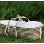 Organic Moses Basket Bundle - Little Merry Fellows