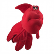 "Funny Friends Red Plush Fish ""Hotfish"" Small - 41cm"