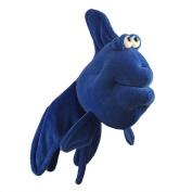 "Funny Friends Blue Plush Fish ""Hotfish"" Small - 41cm"