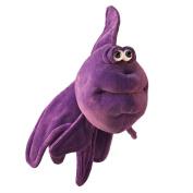 "Funny Friends Purple Plush Fish ""Hotfish"" Small - 41cm"