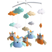 Exquisite Musical Mobile, Infant Toys, Baby Gift, [Mirth] Baby Toys