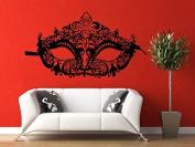 Wall Vinyl Sticker Decals Mural Room Design Pattern Art Decor Masque Theatre Eyes Beauty mi164