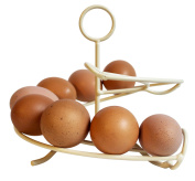 Egg Skelter 12 - Cream for Medium to Large Eggs