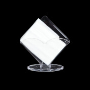 MyLifeUNIT Acrylic Napkin Holder for Table, Clear