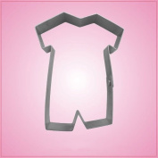Boys Christening Outfit Cookie Cutter 10cm tall, 7.6cm wide aluminium