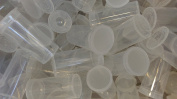 Phillips Rx - USA MADE - CASE of 315 - CLEAR 13 dram Pop Top Vials Medicine Bottle Pill Box Container
