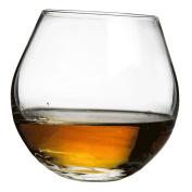Rocking Whisky Glass 30cl - Single - Rolling Whiskey Rocks Tumbler