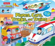Fisher Price Little People Planes, Cars, Trucks, and Trains