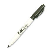 BoldWriter 20 Pen - Easy-To-See Bold-Point - Black