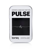 Pulse C8 MCT Oil Softgels by Toniiq - Boost Metabolism & Increase Energy & Focus