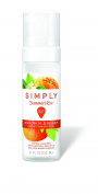Simply Summer's Eve Foaming Wash, Mandarin Blossom, 150ml