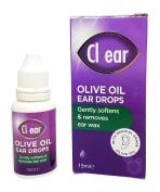 Cl-ear Olive Oil Drops 15ml