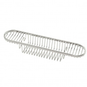 Ginger 503L/PC Splash Large Combo Basket, 46cm , Polished Chrome