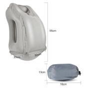 Air Pillow™ Luxury Travel Pillow Quick Easy Inflatable Comfortable Aeroplane Cushion