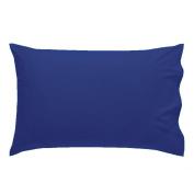 Luxury Plain Polycotton Pair of Pillow Cases