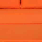 Glamptex Essenital Flat Sheet Poly Cotton Single, Double, King, Super King Flat Bed Sheet