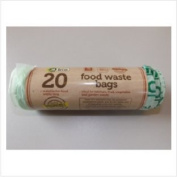 Tidyz Bio Foods Waste Bags 5L Roll of 20