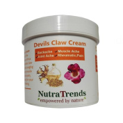 Devils Claw Cream Inflamation & pain Articular osteoarthritis Joints 250ml Vegan