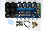 Q-BAIHE LM3886 2.1 subwoofer fever level amplifier board Hifi amplifier board with protection circuit fever level DIY