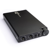 TOPPING NX5 Portable Headphone Amplifier with AD8610 and BUF634 Chip Black
