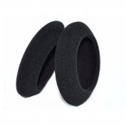 YunYiYi 10 Pcs Replacement Ear Pads Foam Earpads Sponge Ear Cushion Cover Cups for Sony MDR-G45 IF240R SRF-HM33 Headphones Headset Earphone