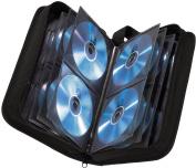 Hama CD/DVD Wallet Nylon for 104 Discs Black [11617]