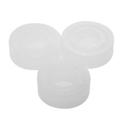 Jili Online 3 Assorted Size DIY Ring Silicone Mould Jewellery Rings Resin Casting Mould Handmade Craft Circle Shaped