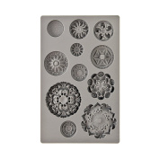 Prima Marketing Iod Decor Mould-Medallions