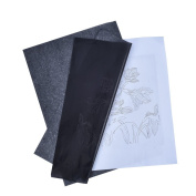 Antner 25 Sheets Graphite Tracing Paper Art Transfer Paper for Metal, Wood, Paper, Canvas, 23cm x 33cm