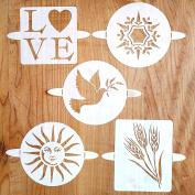 Breadtopia Bread Stencils
