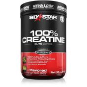 Six Star Pro Nutrition Elite Series 100% Creatine, 400 Gramme Powder- Unflavoured US
