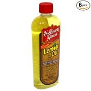 Holloway House Lemon Oil with Sun Guard, 470ml Bottles