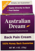 Australian Dream Back Pain Cream, 120ml