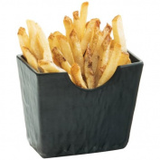 Cal-Mil 3441-65M 11cm x 6.4cm Faux Slate French Fry Holder