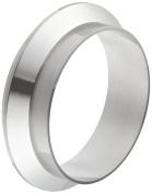 Dixon 14WI-G400 Stainless Steel 304 Sanitary Fitting, Male I-Line Short Weld Ferrule, 10cm Tube OD