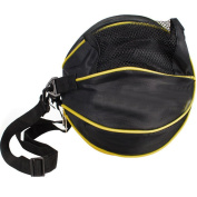 TINTON LIFE Waterproof Basketball Bag with Adjustable Shoulder Strap Portable Football Soccer Volleyball Carrier Holder