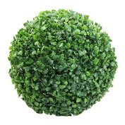 Techinal Artificial Plant Ball Tree Boxwood Wedding Event Home Outdoor Decoration 12cm
