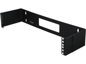 Rosewill 2U 30cm Wall Mount Bracket for Patch Panel with Hinge Design RSA-2UBRA001