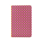 Doodle Ethnic Wave Notebook,UV - Paper Finish, Hard Cover,Ruled, 200 Pages, A5 (22cm X 14cm ) Inches
