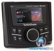 Rockford PMX-3 Punch Marine/Motorsport Compact Digital Media Receiver w/ 6.9cm Display