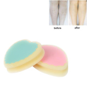 Creazy Magic Painless Hair Removal Depilation Sponge Pad Remove Hair Remover Effective