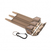 MonkeyJack Portable Nylon Dart Storage Case Dart Box - 4 Colours