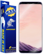 ArmorSuit - Galaxy S8+ Screen Protector [Case Friendly] MilitaryShield For for Samsung Galaxy S8+ Anti-Bubble Lifetime Replacement HD Clear