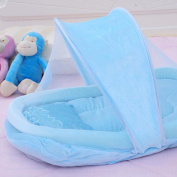 Velvet Baby Bed Mosquito Nets Breathable Baby Mosquito Nets Summer Baby Mosquito Nets Folding Mosquito Nets Colour